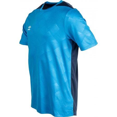 Pánské sportovní triko - Umbro EMBOSSED TRAINING JERSEY - 2