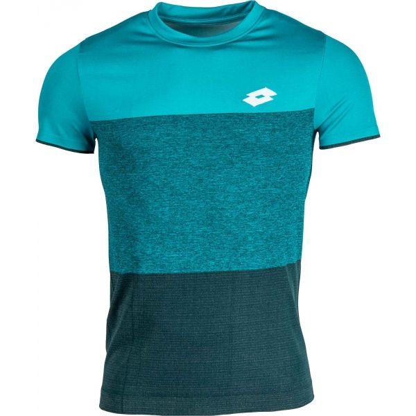 Lotto TENNIS TECH TEE SML  XL - Pánské sportovní triko