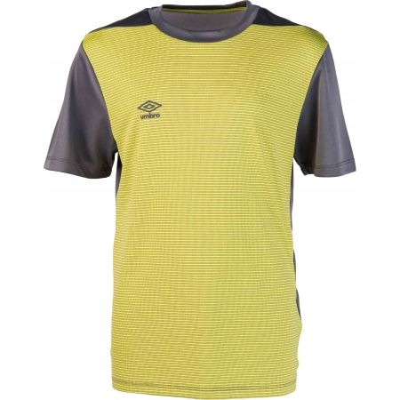 Umbro TICKING POLY TEE JNR TRAINING