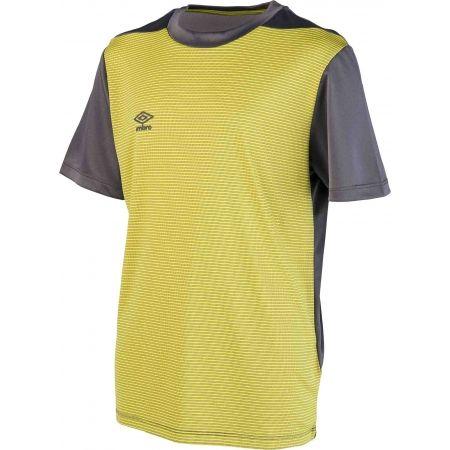 Chlapecké sportovní triko - Umbro TICKING POLY TEE JNR TRAINING - 2