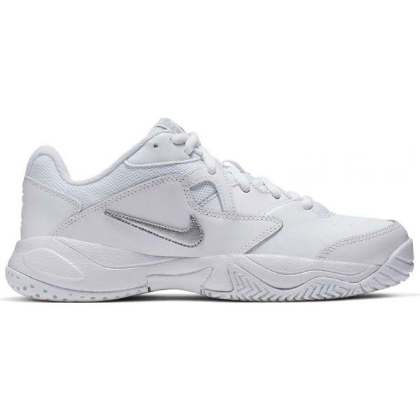 Nike COURT LITE 2 W fehér 9.5 - Női teniszcipő