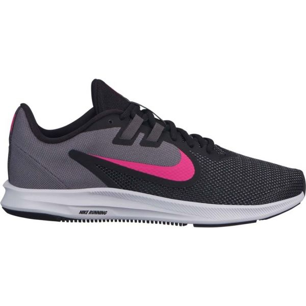 Nike DOWNSHIFTER 9 černá 7.5 - Dámská běžecká obuv