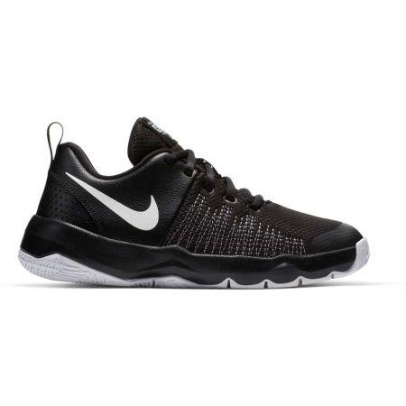 Nike TEAM HUSTLE QUICK GS - Detská basketbalová obuv