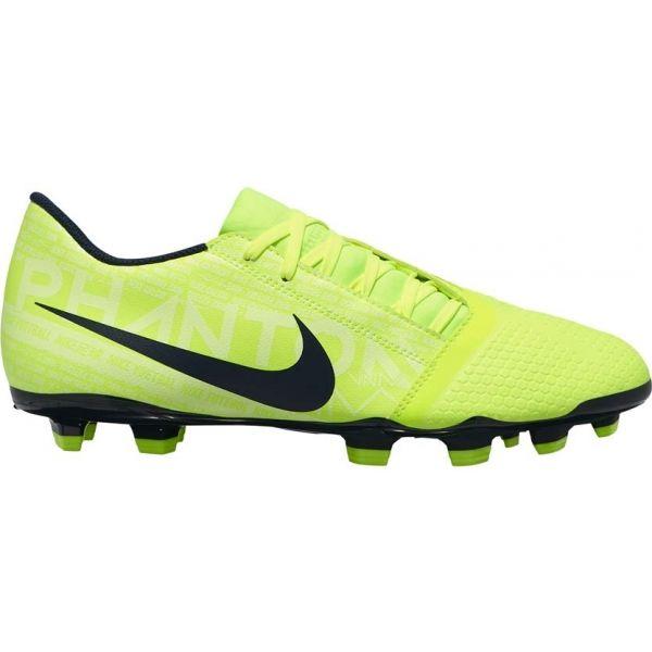 Nike PHANT VENOM CLUB FG sárga 11 - Férfi futballcipő
