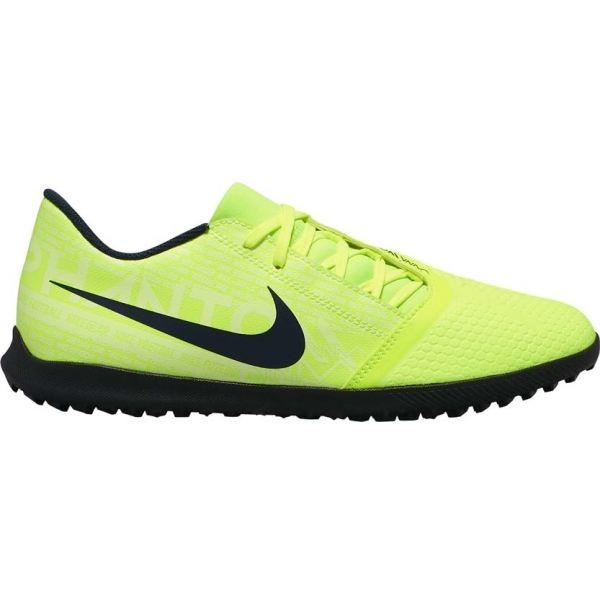 Nike PHANTOM VENOM CLUB TF žlutá 8.5 - Pánské turfy