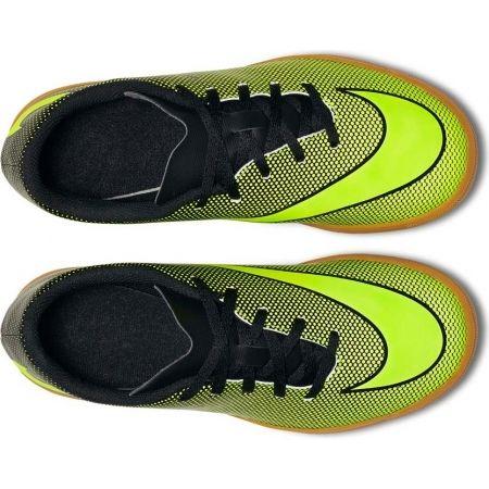 Dětská sálová obuv - Nike JR BRAVATA IC - 4