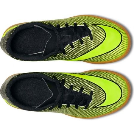 Detská halová obuv - Nike BRAVATA II IC JR - 4