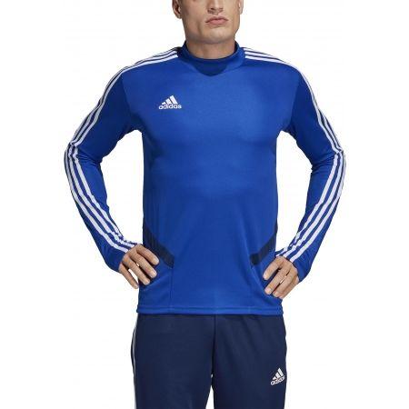 Pánske športové tričko - adidas TIRO19 TR TOP - 3