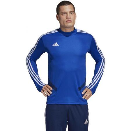 Pánske športové tričko - adidas TIRO19 TR TOP - 4