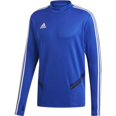Pánske športové tričko - adidas TIRO19 TR TOP - 1