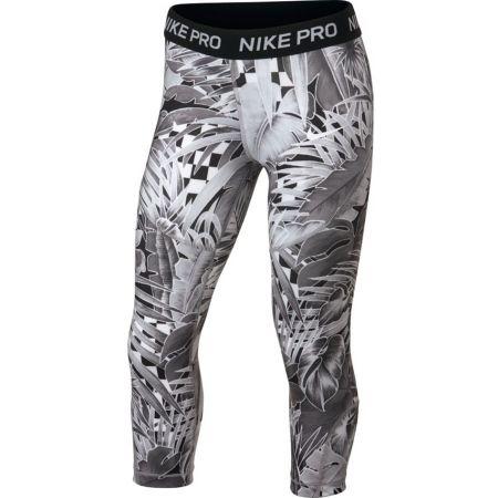 Nike NP CAPRI AOP1 - Спортен клин за момичета