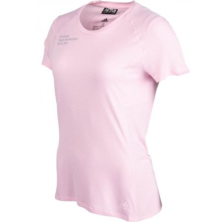 Dámské běžecké tričko - adidas FR SN SS TEE W - 2