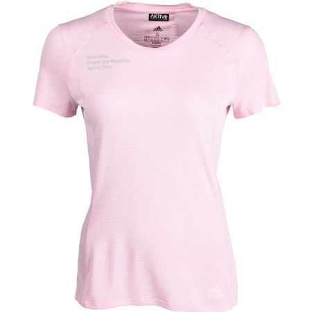 Dámské běžecké tričko - adidas FR SN SS TEE W - 1