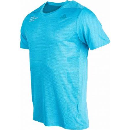 Pánske športové tričko - adidas SUPERNOVA TEE - 2