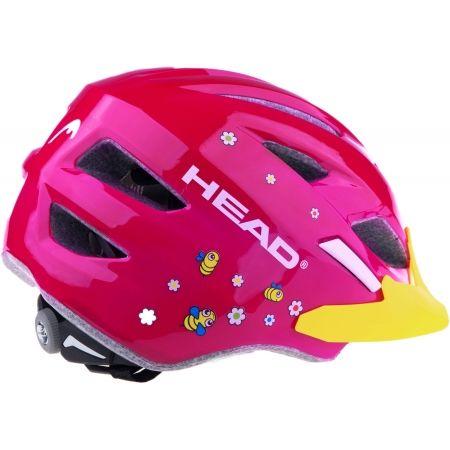 Detská cyklistická prilba - Head KID Y11A - 3