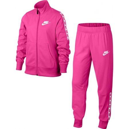 Nike NSW TRK SUIT TRICOT - Trening sport fete