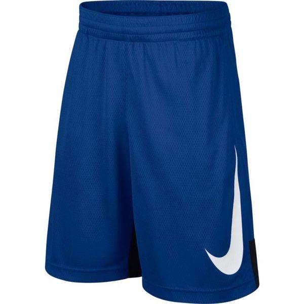 Nike B M NP DRY SHORT HBR sötétkék XS - Fiú sportalsó