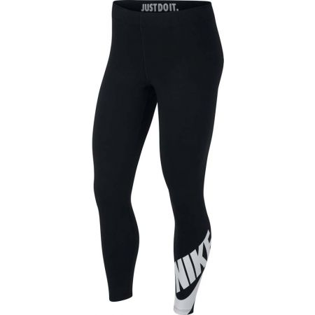 Dámské legíny - Nike NSW LEGASEE LGGNG 7/8 FUTURA - 1