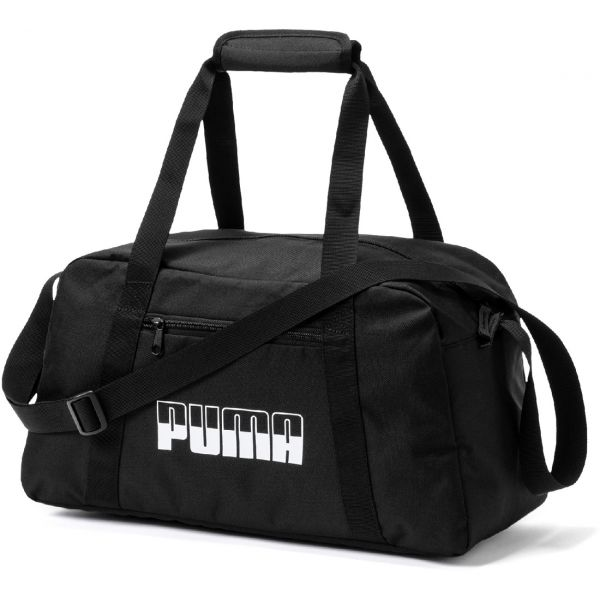Puma PLUS SPORTS BAG II čierna UNI - Športová taška