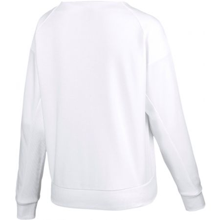 Women's sweatshirt - Puma FUSION CREW SWEET - 2