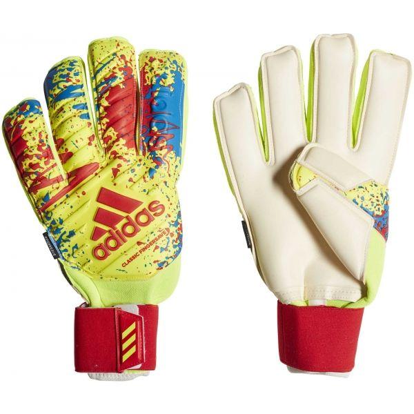 00f943194 adidas CLASSIC PRO FS - Brankárske rukavice