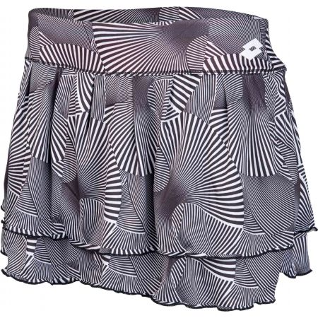 Lotto TENNIS TECH SKIRT PRT PL W - Fustă de tenis damă