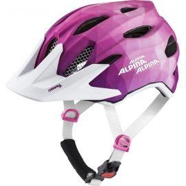 Alpina Sports CARAPAX JR FLASH - Juniorská cyklistická helma