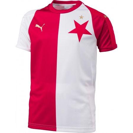 Dětský fotbalový dres - Puma SK SLAVIA REPLIC KIDS - 2