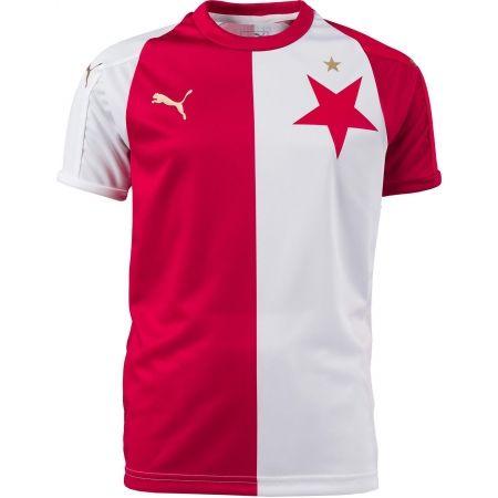 Dětský fotbalový dres - Puma SK SLAVIA REPLIC KIDS - 1