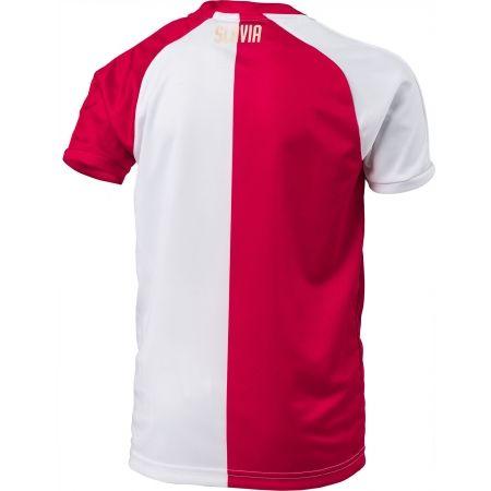 Dětský fotbalový dres - Puma SK SLAVIA REPLIC KIDS - 3