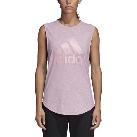 Women's T-shirt - adidas W ID WINNERS MT - 2