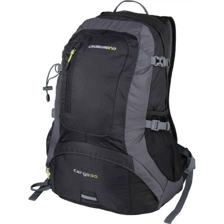 Ventilated hiking backpack - Crossroad CARGO 30 - 1
