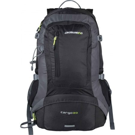 Ventilated hiking backpack - Crossroad CARGO 30 - 2