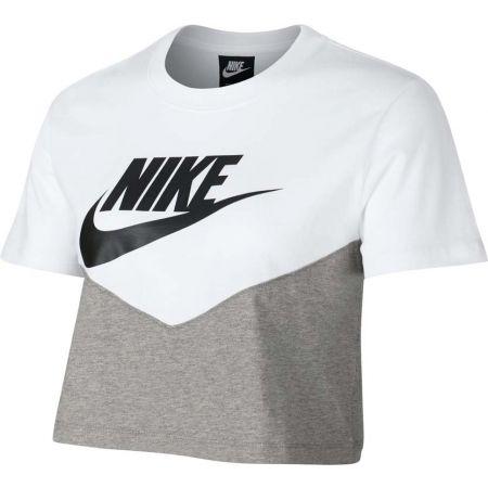 Dámský top - Nike NSW HRTG TOP SS - 1