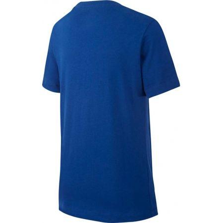 Chlapčenské tričko - Nike B NSW TEE FUTURA FILL - 2