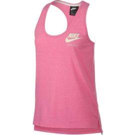 Nike NSW GYM VNTG TANK - Koszulka damska