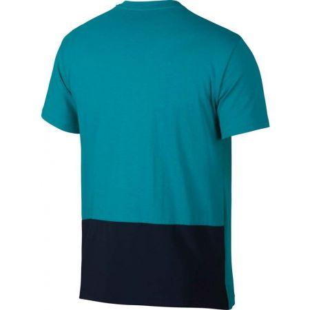 Pánske tričko - Nike DRY TOP SS LV - 2