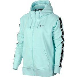 Nike NSW HOODIE FZ LOGO TAPE - Dámská mikina