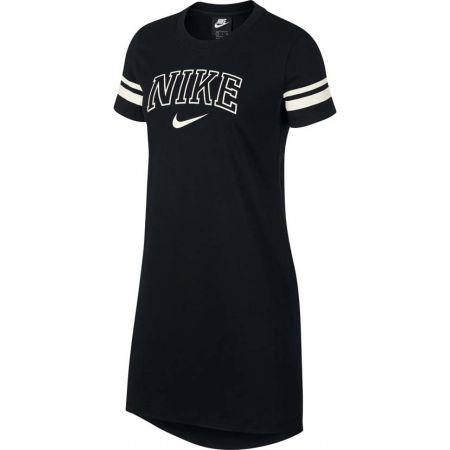 Dámské šaty - Nike NSW DRESS VRSTY - 1