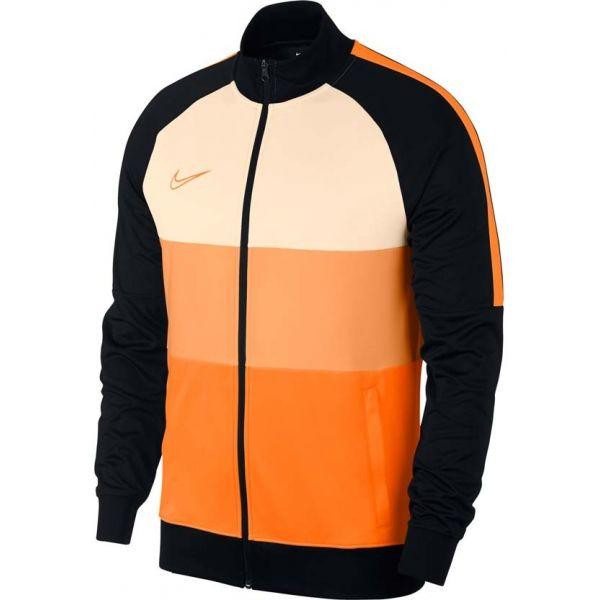 Nike DRY ACDMY TSK JKT I96K oranžová L - Pánská mikina