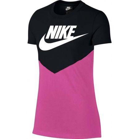 cc7104ace73f Dámské tričko - Nike BNSW HRTG TOP SS - 1