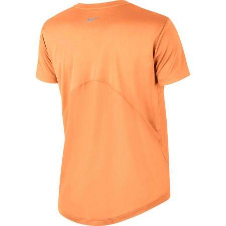 Dámské tričko - Nike MILER TOP SS HBR1 - 2