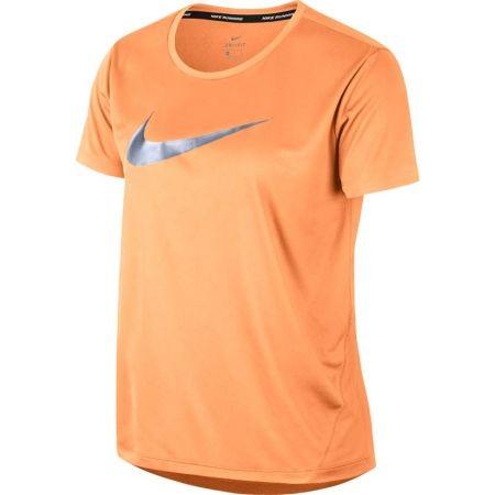 Dámské tričko - Nike MILER TOP SS HBR1 - 1
