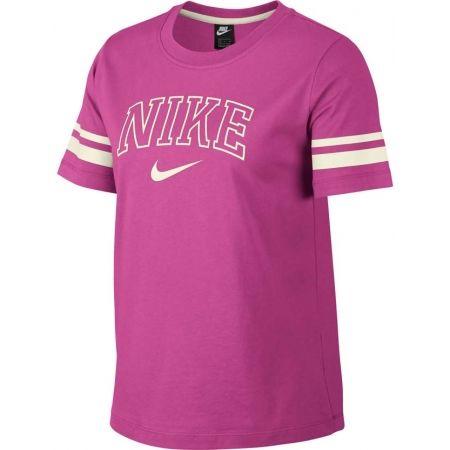 5729ca8c83bf Dámské tričko - Nike NSW TOP SS VRSTY - 1