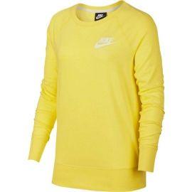 Nike NSW GYM VNTG CREW - Tricou de damă