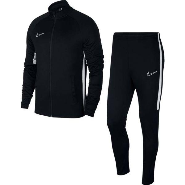 Nike DRY ACDMY TRK SU černá L - Pánská souprava