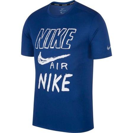 Nike BRTHE RUN TOP SS GX - Pánské tričko