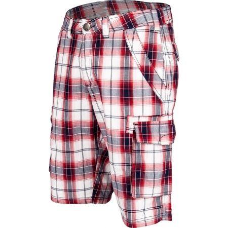 Willard RUDA - Pánské plátěné šortky