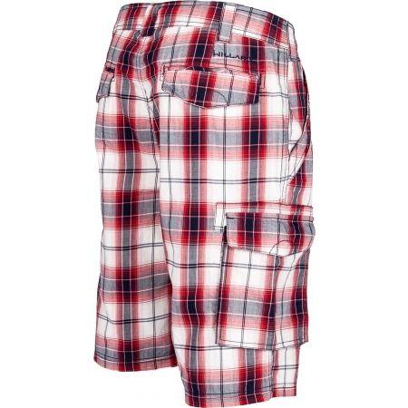 Pánské plátěné šortky - Willard RUDA - 3