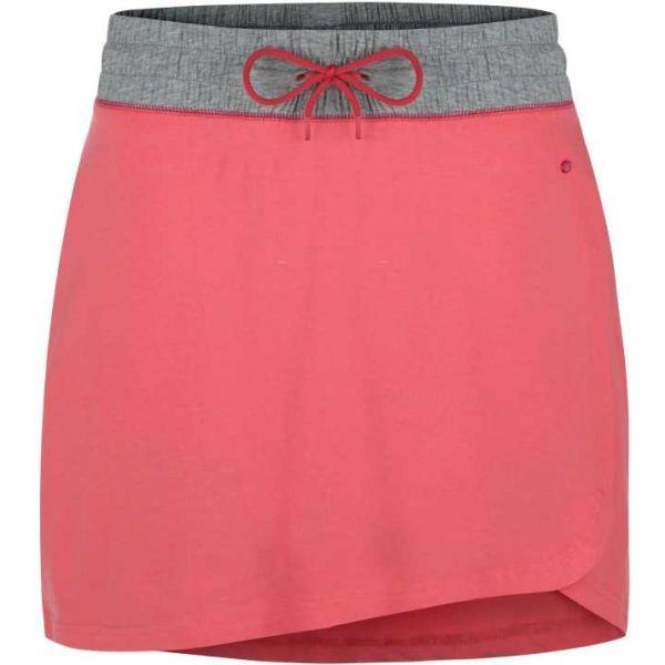 Loap ADISKA růžová M - Dámská sukně